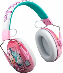 KIDdesigns-Minnie-Wired-Over-the-Ear-Headphones-Pink-White-Ocean-Blue-NEW