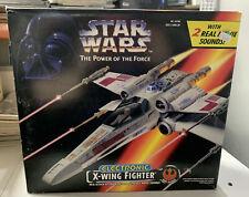 STAR Wars X-Wing Fighter giocattolo Kenner 1995 CANNONI Cabina Pezzi di ricambio-scegli