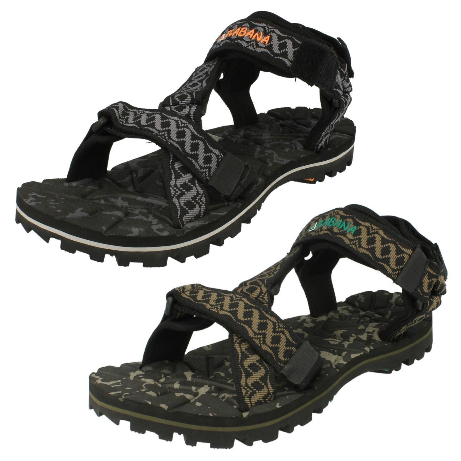 A0031 Hombre ELABANA OPEN TOE RIPTAPE FLAT FLAT FLAT CASUAL  BEACH Zapatos SUMMER SANDALS Talla bee00c