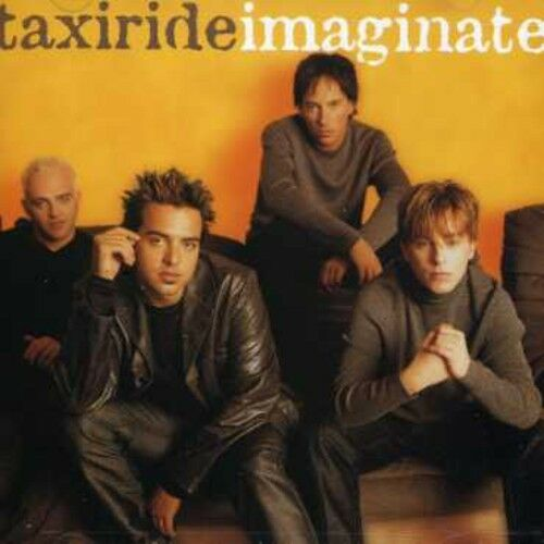 1 of 1 - Taxiride - Imaginate [New CD] Asia - Import