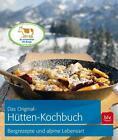 Das Original-Hütten-Kochbuch von Stefan Winter und Georg Hohenester (2013, Gebundene Ausgabe)