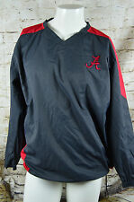 Alabama Crimson Tide Wind Breaker Pull Over Size Medium