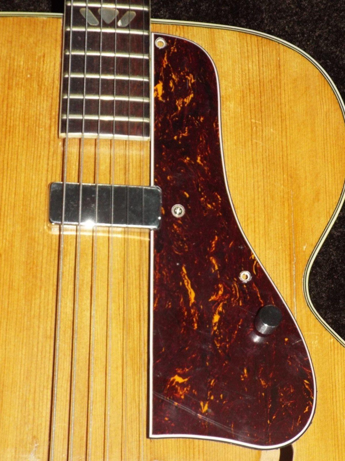 Copias de Gibson l4c   L7 archtop pickguard en cursiva, recolector, es decir, enchufe, nuevo