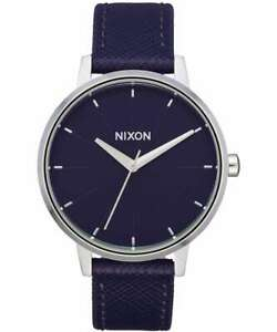 NIB-Nixon-The-Kensington-Watch-Aubergine-Purple-A108-3076