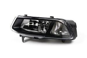 VW-Polo-14-17-Lampara-Luz-Antiniebla-Delantera-DRL-en-las-curvas-de-luz-izquierdo-pasajero-OEM-Hella