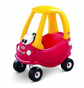 American-Classic-Red-Little-Tikes-Cozy-Coupe-30th-Anniversary-Car-Toddler-amp-Kids