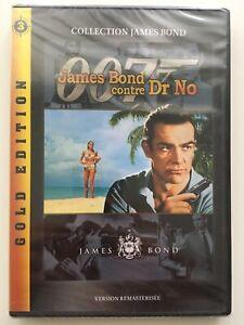 James-Bond-contre-Dr-No-DVD-NEUF-SOUS-BLISTER-Collection-James-Bond-N-3