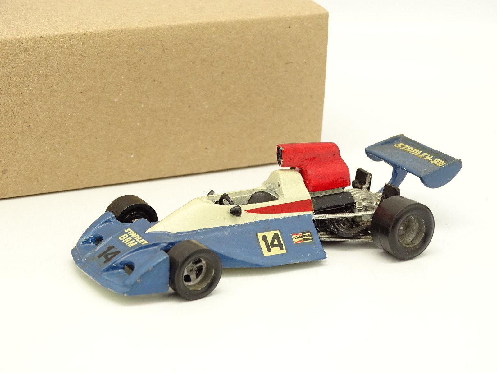 diseños exclusivos Kit Metal Montado 1 1 1 43 - F1 Brm P201 V12 Spanish Gp 1975 Evans  bienvenido a orden