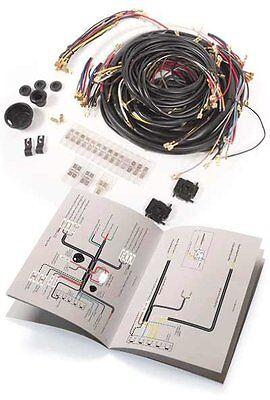 1970 vw beetle wiring harness vw type1 bug complete usa wiring harness beetle  70  71 sedan  70  wiring harness beetle  70  71 sedan