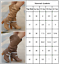 Women-039-s-Block-Heel-Buckle-Rivet-Punk-Boots-Knee-High-Mid-Calf-Boots-Shoes-Size thumbnail 5
