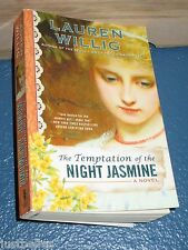 The Temptation of the Night Jasmine by Lauren Willig FREE SHIPPING 9780451228987