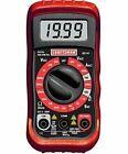 Digital Multimeter Volt AC DC Tester Meter Voltmeter Ohmeter