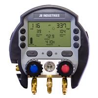 Jb Industries Dmg2-8 - 2-valve Digital Manifold