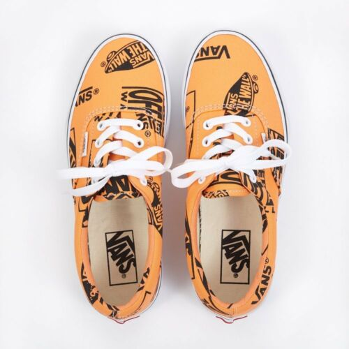 Off 5 Vans Negros Era Hombre 7 The Mandarina Mix Zapatos Wall Logo CHwaqdH
