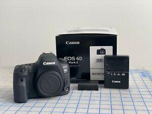Canon-EOS-6D-Mark-II-26-2MP-Fotocamera-Reflex-Digitale-Nero-Solo-Corpo
