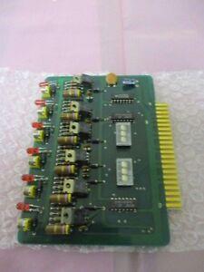 Details about Nissin 401-K-183C Board, Amp Unit, Photo Sch, PCB, Farmon ID  411976