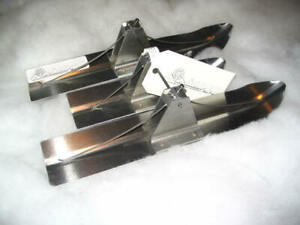 MAIDEN Model Products All aluminum snow skis for model R//C airplanes STD