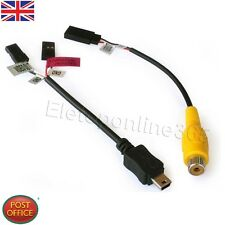 Video Out Cable for 808 #16 V2 Camera Mini HD DVR - Cable Only