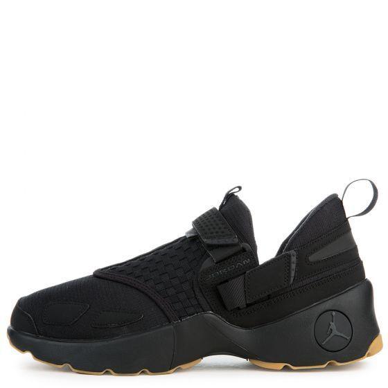 Air Jordan Trunner LX Black Gum Men Sz 8 - 12 Wild casual shoes