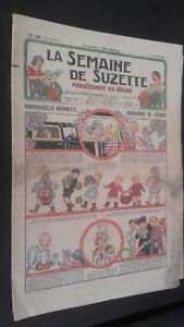 Revista-Dibujada-La-Semana-De-Suzette-que-Aparecen-El-Jueves-1934-N-38-ABE