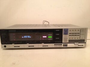 Vintage-KENWOOD-AM-FM-STEREO-RECEIVER-KR-A30-WITH-ANTENNA