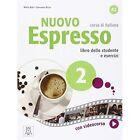 Nuovo Espresso: Libro studente 2 by Alma Edizioni (Paperback, 2014)