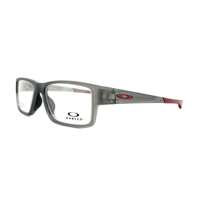 cac2cc84d5 Eyeglasses Oakley Airdrop MNP 8121-03 53 Satin Grey Smoke for sale ...
