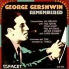 Remembered Various Artists/george Gershwin CD 1 Disc