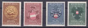 1949-Heimkehrer-und-Kriegsgefangenenfuersorge-Postfrisch-MNH-ANK-949-952