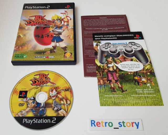 Sony Playstation PS2 - Jak And Daxter : The Precursor Legacy - PAL
