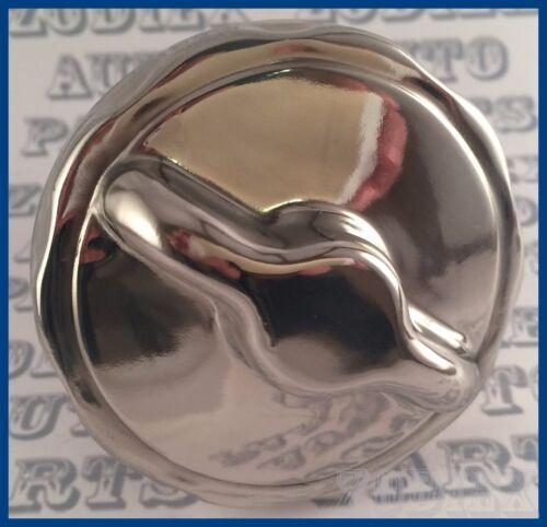 Petrol cap Stainless Steel Non Locking Fuel Cap