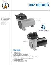New Thomas Diaphragm Vacuum Pump Model 007cdc19 12vdc 34a 23hg Free Samph