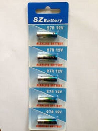 5×27A, A27 TIANTAN Super Alkaline Primary Battery Brand New Factory Direct Card