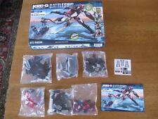 Kre-O Alien Strike 38955 Battleship 4 Kreon Figs 277pcs contents sealed Complete
