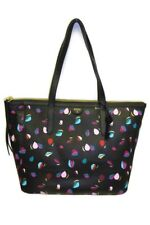 Fossil Women S Sydney Per Leather Bag Black Multi