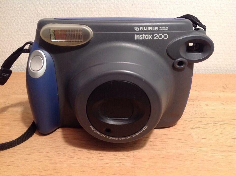 Fuji, Instax 200, Perfekt
