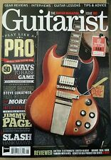 Guitarist Play Like a Pro Jimmy Page Slash Gear Reviews Aug 2014 FREE SHIPPING!
