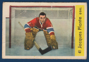 JACQUES-PLANTE-59-60-PARKHURST-1959-60-NO-41-GOOD-19195