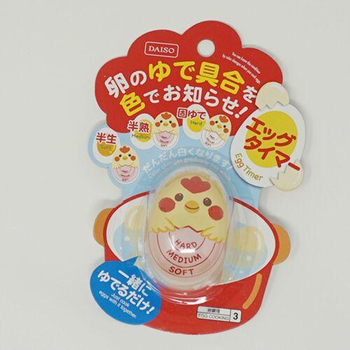 Daiso Egg Timer for Hard Boiled Eggs Kitchen Goods