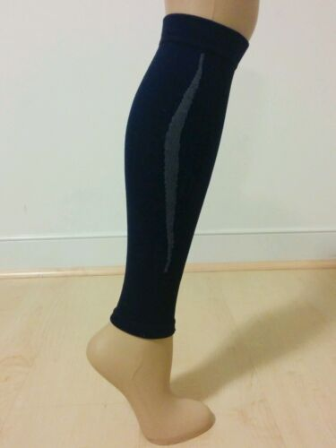 Large 1 pair Running Sports Compression Calf Sleeves Size free shipping in USA