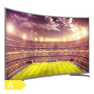 """Hisense 55"""" Curved 4k UHD Smart TV HDR H55NEC6500 138cm"""