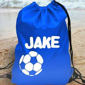 af661dc5346 Personalised kids gym bag school bag kit pe bag - - your name ...