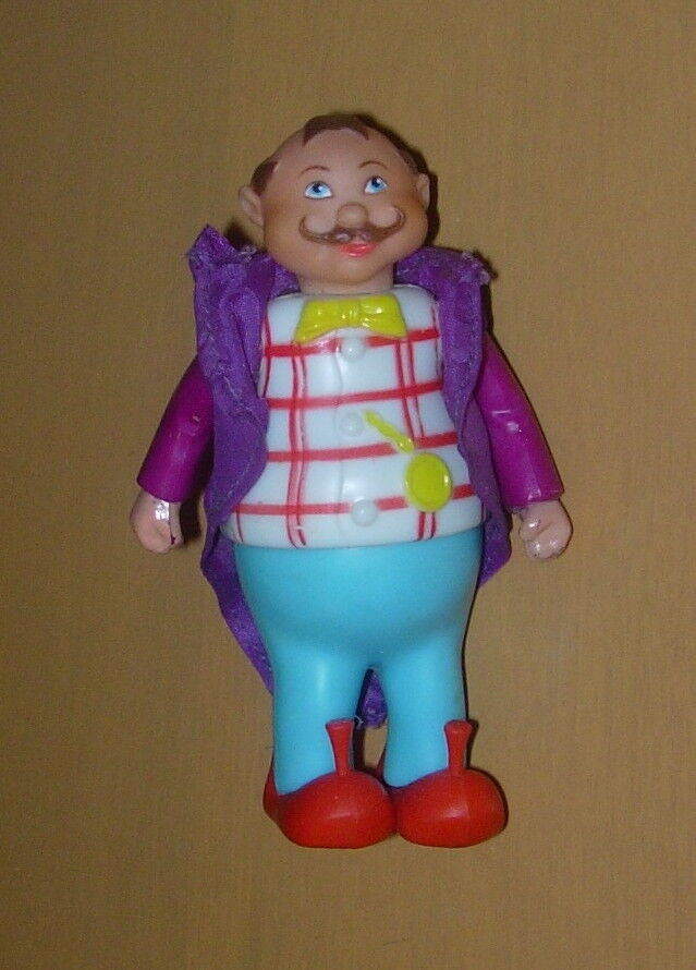 MEGO  WIZARD OF OZ  MUNCHKIN  MAYOR   azione cifra   1976  caldo