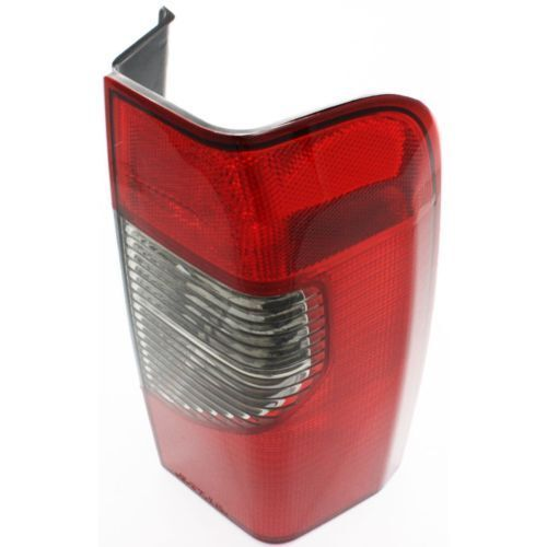 Clear and Red Lens For Xterra 02-03 Passenger Side Tail Light