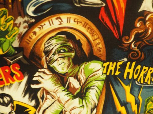Handmade marvel DC starwars horror graphic tie bandana style hairband