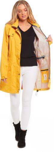 Uk Lf086 Sandy Mustard Storm 12 Coat Arctic 16 Størrelse Jj R1O6xw
