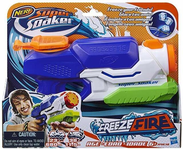 Wasserpistole Spritzer Wasserspielzeug Super Soaker Freeze Fire Sommer Badespaß