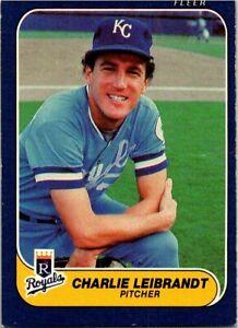 Details About 1986 Fleer Baseball Pick Choose Your Cards