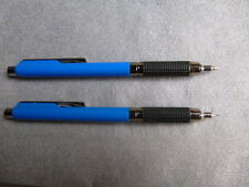 OHTO OP-500 & OB-500 DOUBLE KNOCK - Mechanical Pencil & Ballpoint pen Blue Set