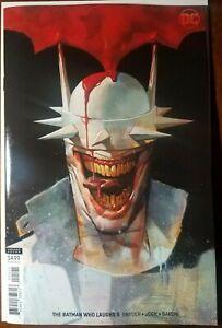 Batman Who Laughs 5 variant cover Kalvachev  NM 25/% OFF